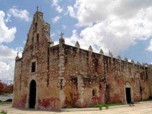 Iglesia de Itzimná