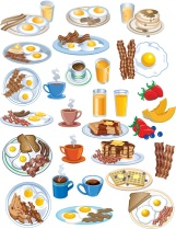 breakfast-vector-clipart