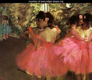 Dancers-In-Pink