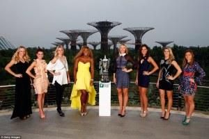 111 WTA Finales 2