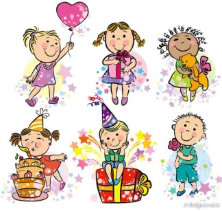 Happy-Children-s-Day-01-vector-material-47891