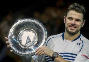 En Rotterdam, ganó Stan Wrawrinka. Es la primera vez que gana un Torneo ATP de 500 puntos.