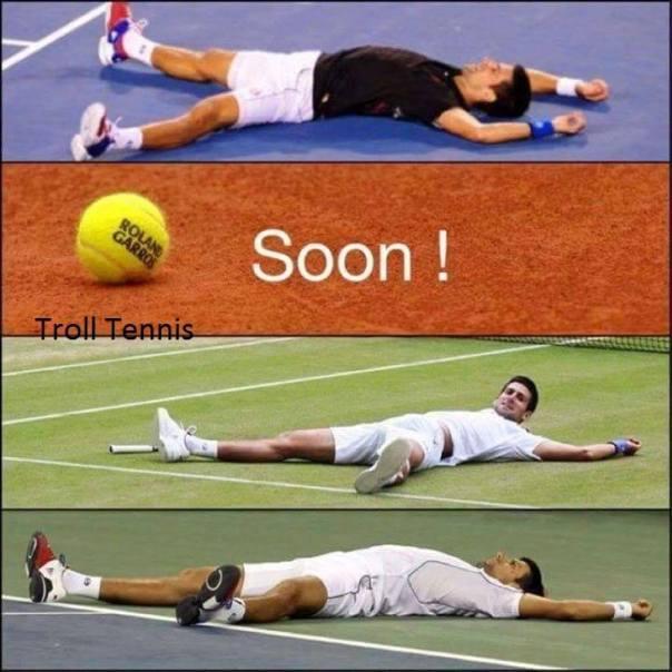 Ya ganó los otros tres Grand Slams, le falta RG