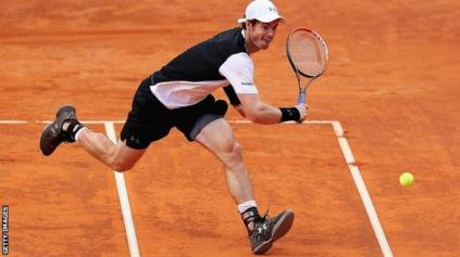 murray french open